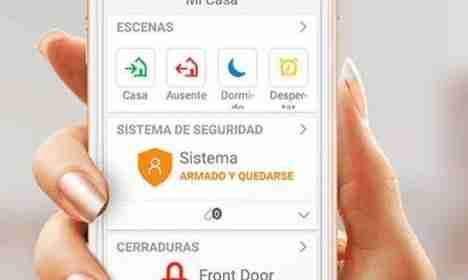 adt smart security app sistemas de alarma casa negocio