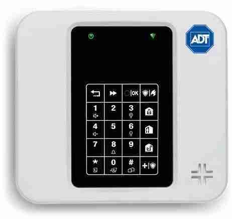 sistema tamper integrado en el nuevo panel alarmas adt componentes adicionales