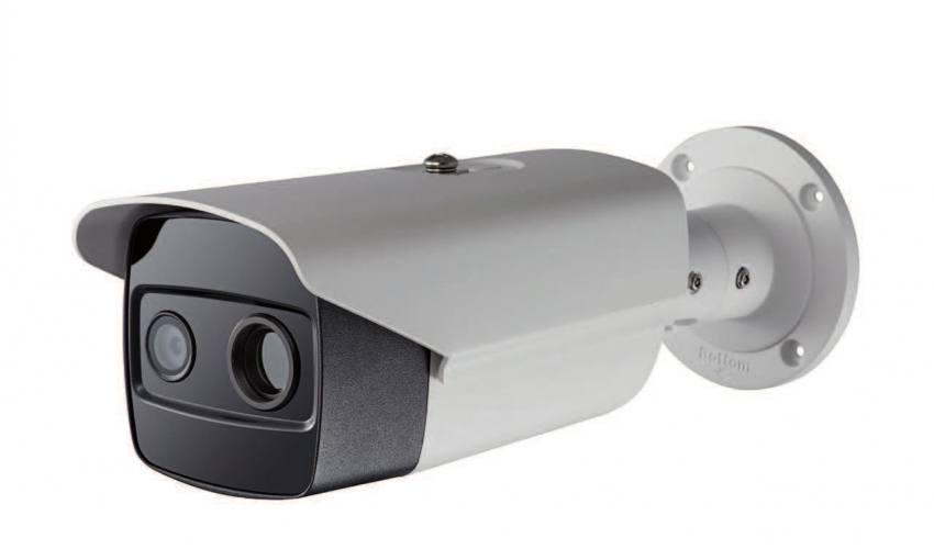 camaras termicas termografica para la medicion de la temperatura corporal