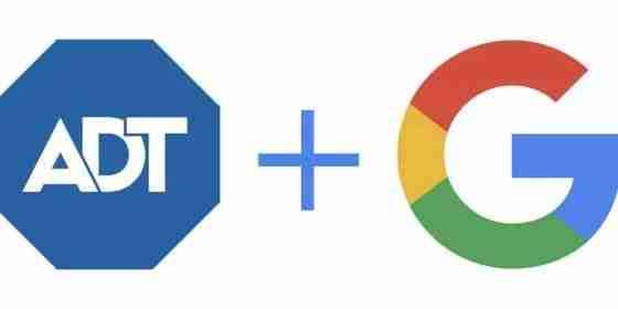adt + google alarmas y seguridad inteligente