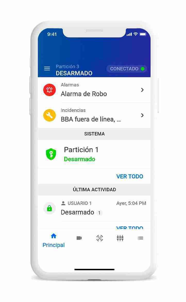 app alarmas adt smart security