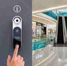 control de accesos nuo centro comerciales